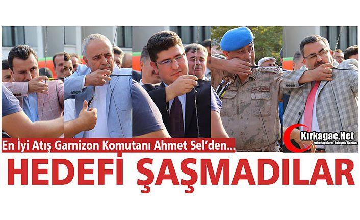 """PROTOKOL """"HEDEFİ ŞAŞIRMADI"""""""