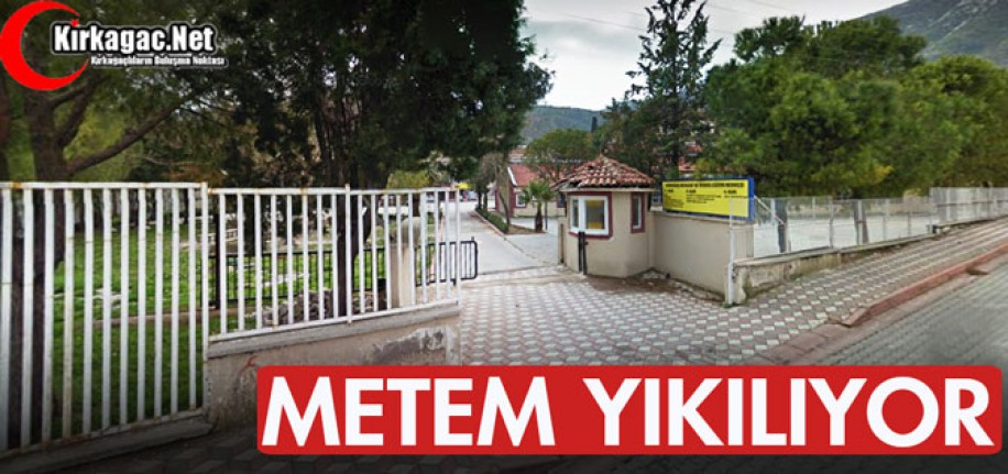 METEM YIKILIYOR
