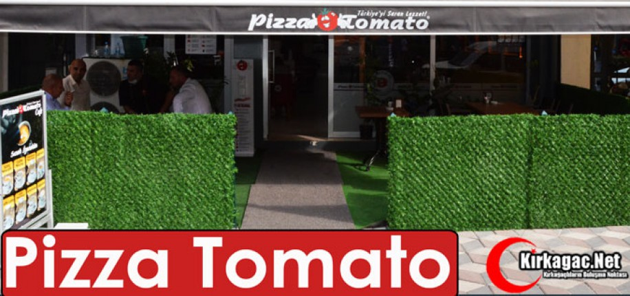 KIRKAĞAÇ PİZZA TOMATO + CAFE