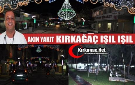 """AKIN YAKIT 'KIRKAĞAÇ IŞIL IŞIL"""""""