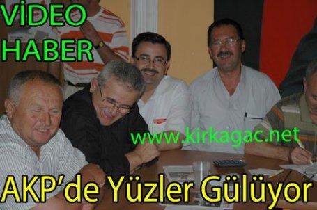 AKP'de 'EVET'Sevinci(VİDEO HABER)
