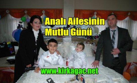 Analı Ailesinin Mutlu Günü