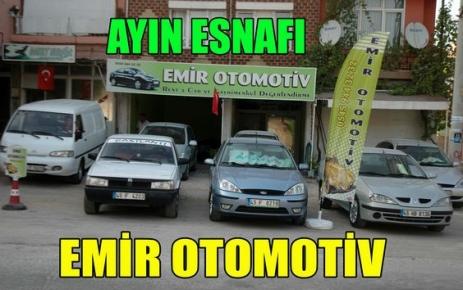 AYIN ESNAFI 'EMİR OTOMOTİV'