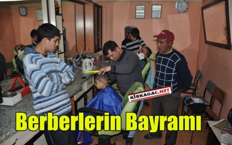 BERBERLERİN 'BAYRAMI'