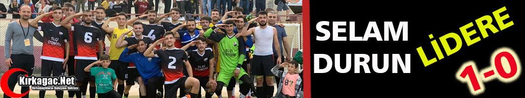 ACAR ALAŞEHİR'İ VURDU ZİRVEYE KONDU 1-0
