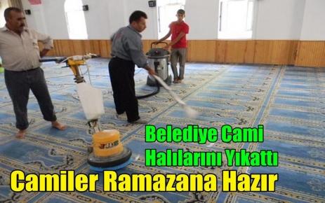 Camiler Ramazana Hazır