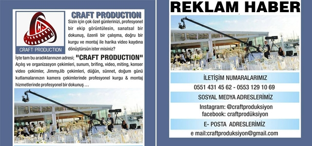 Craft Production(Reklam)