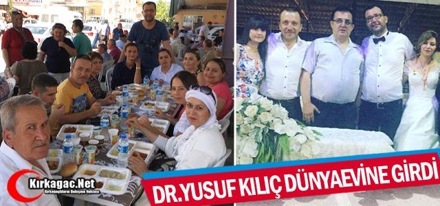 DR.YUSUF KILIÇ'IN EN MUTLU GÜNÜ
