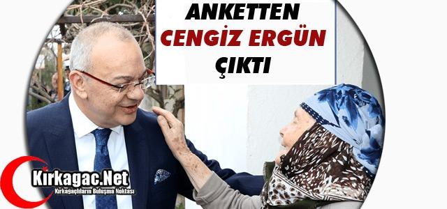 EGE BÖLGESİ 'CENGİZ ERGÜN' DEDİ