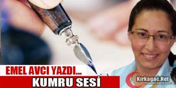 EMEL AVCI 'KUMRU SESİ'