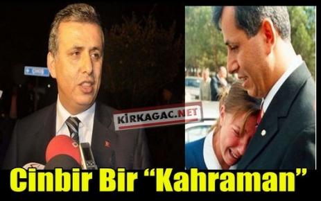 ESKİ KAYMAKAMIMIZ BİR 'KAHRAMAN'