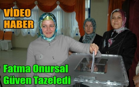 Fatma Onursal Güven Tazeledi(VİDEO)