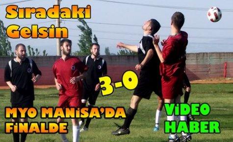 FİNALDEYİZ..Varmı Bize Yan Bakan 3-0(VİDEO)
