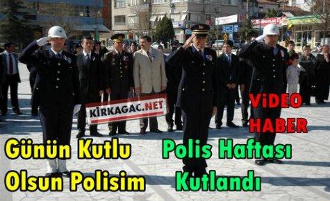 GÜNÜN KUTLU OLSUN POLİSİM(VİDEO)