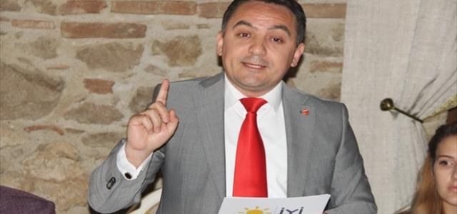 """Hasan Eryılmaz, 'Türkiye'ye kadın eli değecek"""""""