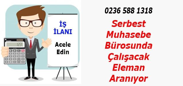 İŞ İLANI...ELEMAN ARANIYOR