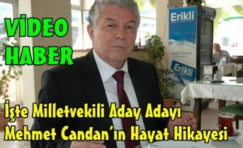 İŞTE CANDAN'IN HAYAT HİKAYESİ(VİDEO)