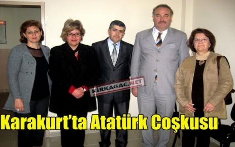 KARAKURT'TA ATATÜRK COŞKUSU