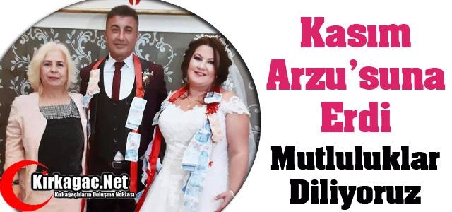 KASIM 'ARZU'SUNA' ERDİ