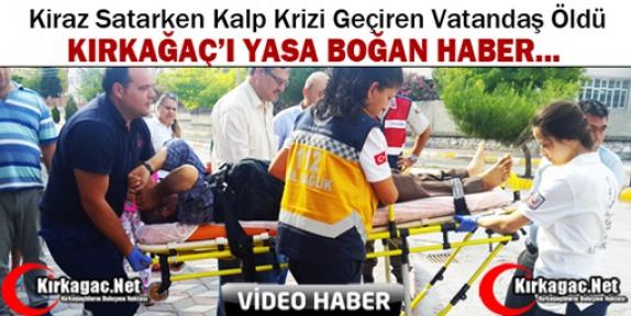 KIRKAĞAÇ'I YASA BOĞAN HABER(VİDEO)