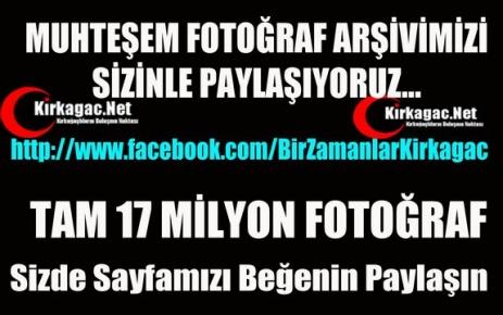 KİRKAGAC.NET FOTOĞRAF ARŞİVİNİ SİZİNLE PAYLAŞIYOR