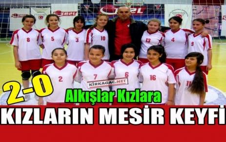 KIZLARIN 'MESİR' KEYFİ 2-0
