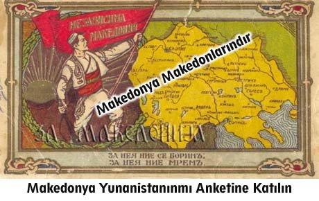 Lütfen Makedonya İçin Anketi Oylayın