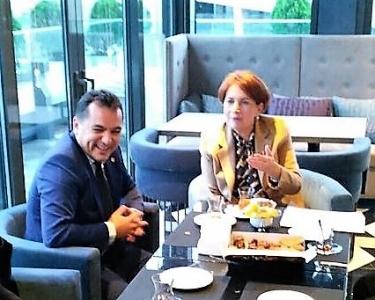 Meral Akşener'in Manisa'daki öncüsü, İYİ Parti'den aday adayı mı oluyor?