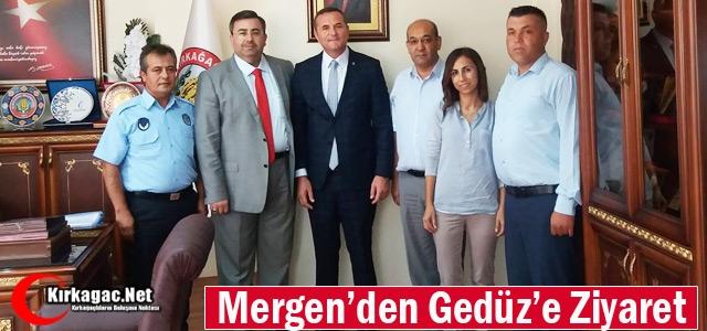 MERGEN'DEN GEDÜZ'E ZİYARET