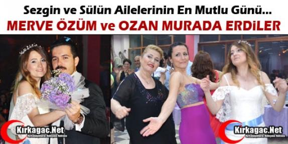 MERVE ÖZÜM ve OZAN'IN EN MUTLU GÜNÜ