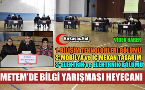 METEM'DE HEYECAN FIRTINASI(VİDEO)