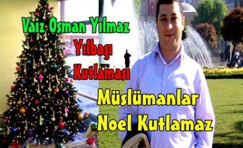 Müslüman Noel Kutlamaz