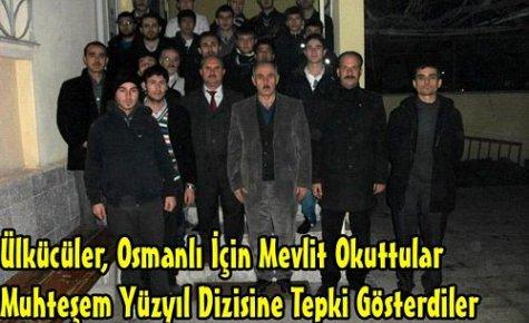 Osmanlı'yı Unutmadılar,Muhteşem Yüzyıla Tepki Gösterdiler
