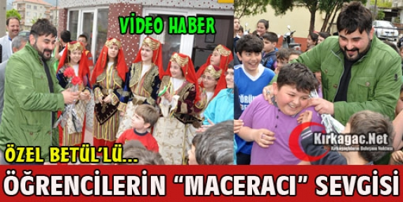 ÖZEL BETÜL'LÜ ÖĞRENCİLERİN MACERACI SEVGİSİ(VİDEO)