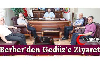 BERBER'DEN GEDÜZ'E ZİYARET