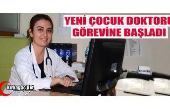 UZMAN DR. SÖNMEZ GÖREVİNE BAŞLADI