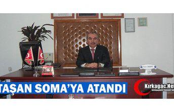 HALK EĞİTİMİ MERKEZİ MÜDÜRÜ TAŞAN, SOMA'YA...