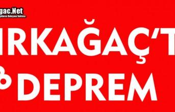 KIRKAĞAÇ'TA DEPREM 4.8