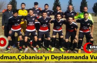 ACAR, ÇOBANİSA'YI DEPLASMANDA VURDU 2-0