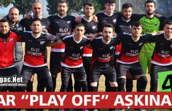 "ACARİDMAN ""PLAY OFF"" AŞKINA 4-0"