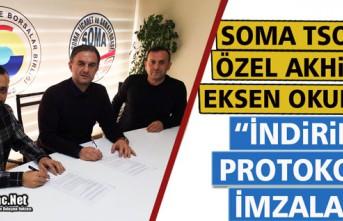 "SOMA TSO ve ÖZEL AKHİSAR OKULLARI ""İNDİRİM""..."