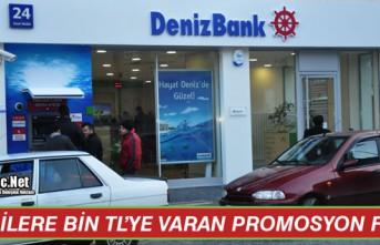 DENİZBANK'TAN EMEKLİLERE BİN TL'YE VARAN...