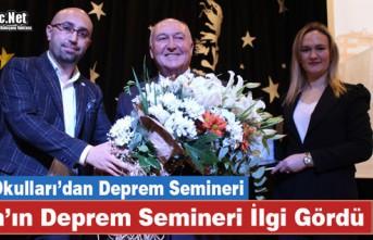 """EKSEN OKULLARI'NDAN """"İLGİ GÖREN""""..."""