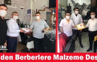 CHP'DEN BERBERLERE MALZEME DESTEĞİ