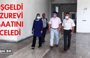 HOŞGELDİ, KIRKAĞAÇ'TA HUZUREVİ İNŞAATINI...