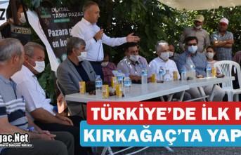 ZEHİRLİ YEM KISMİ DAL İLAÇLAMASI UYGULAMA DEMONSTRASYONU...