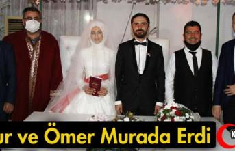 İLKNUR ve ÖMER MURADA ERDİ