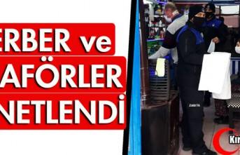 BERBER ve KUAFÖRLER DENETİLDİ