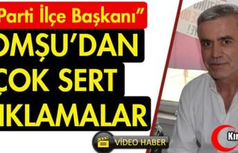 İYİ PARTİ'Lİ KOMŞU'DAN ÇOK SERT AÇIKLAMALAR(VİDEO)