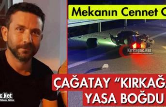 """ACI HABER..ÇAĞATAY """"KIRKAĞAÇ'I""""..."""